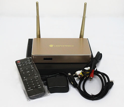 Đầu thu Android TV Box K9
